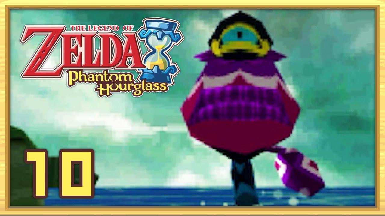 Bien connu Zelda : Phantom Hourglass | Episode 10 - LE MONSTRE MARIN - YouTube HU35
