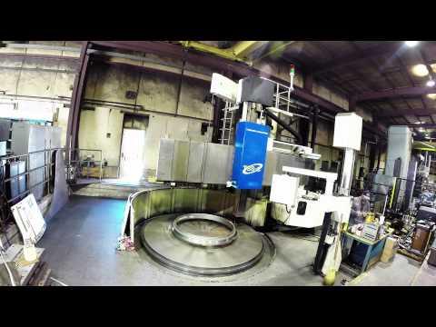 Bonneville Machine - Salt Lake City UT, Large Machine Shop