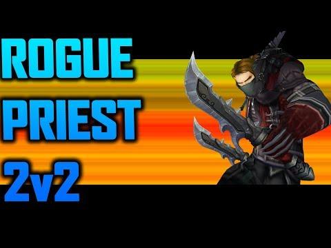 2400 Assassination Rogue 2v2 Arena #2