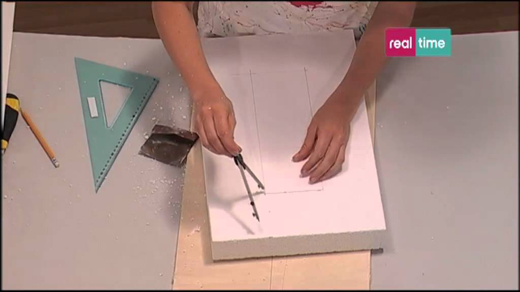 Lettere Di Legno Da Appendere : Paint your life lettere di polistirolo youtube