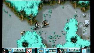 The Chaos Engine on Commodore Amiga. Gameplay & Commentary