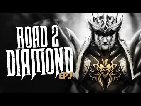 Road 2 Diamond - Episódio 1