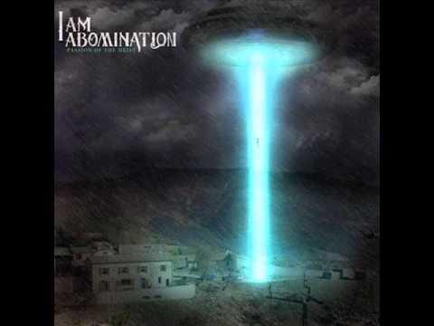 I Am Abomination - Invasion W/ Lyrics
