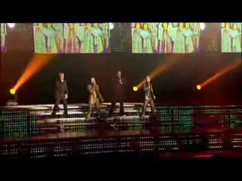 Westlife - Hey Whatever! (Face To Face Tour 2006).mp4