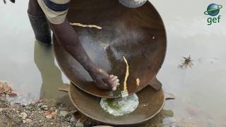 planetGOLD: Mercury-free gold production in Choco, Colombia