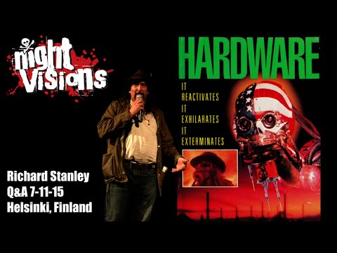 Richard Stanley - Hardware Q&A Night Visions 2015