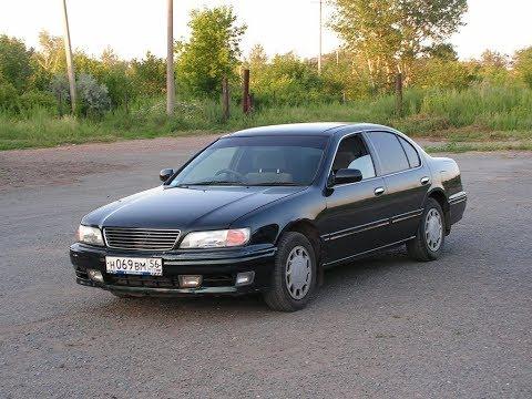 Праворульный японец или леворульный хлам за 130000руб.?! Обзор Nissan Cefiro 1995г.