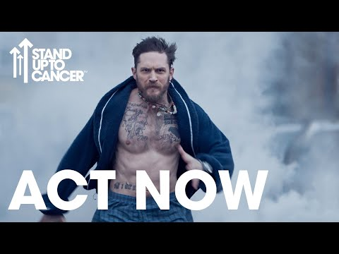 Act Now. Save Lives. Stand Up To Cancer