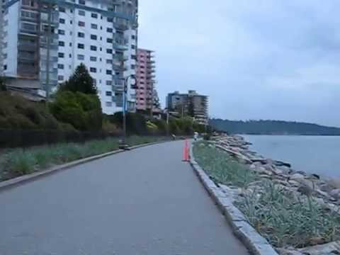 west van seawall