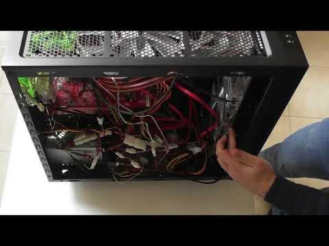 Le PC de la Honte - Raijintek, Advance et Fractal Design Define S