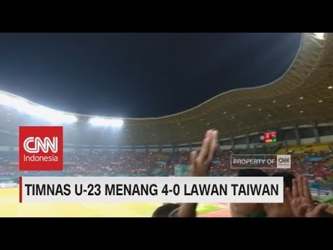 Gemuruh 'Viking Clap' Usai Timnas Indonesia Tundukkan Taiwan 4-0