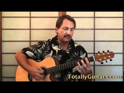 Peaceful Easy Feeling - The Eagles Free Guitar Lesson