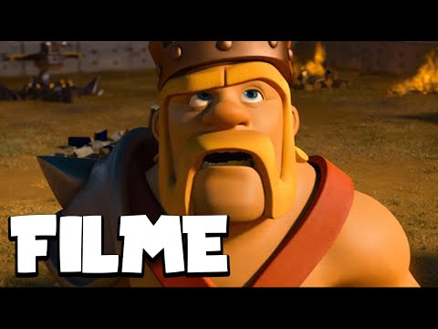 Thumbnail: FILME CLASH OF CLANS, TODAS ANIMAÇÕES DE CLASH OF CLANS