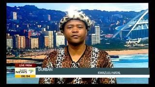 Sibongiseni Shabalala on Shabalala Rhythm