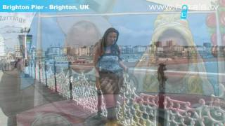 Brighton Pier, England - rides, fun fair and more - Hotels.tv