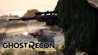 Ghost Recon Wildlands: Ghost War -  Interference Update Trailer