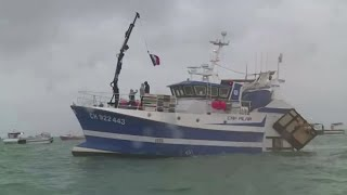 France, UK Sent Patrol Boats To Jersey In Fishing Row