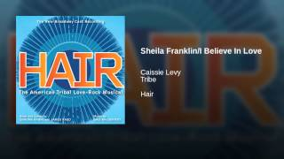 Sheila Franklin/I Believe In Love