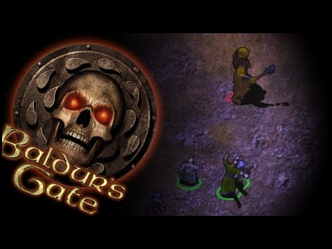 Baldur's Gate Shorts - Level 1 Combat