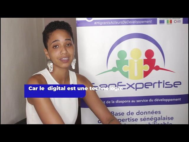 SENEXPERTISE/PAISD - Bintou Béye - Volontaire de Solidarité pour le Développement (2019)