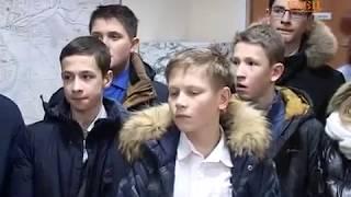 Моя будущая профессия: в гостях у полицейских побывали учащиеся школы № 12