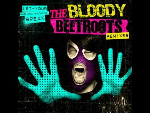 Michael Sembello vs. The Blood - She's A Maniac (Bloody Beetroots Remix) HD