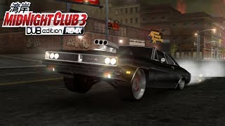 Empinando de Charger R/T em Atlanta - Midnight Club 3 DUB Edition Remix (PC Gameplay) [1080p]