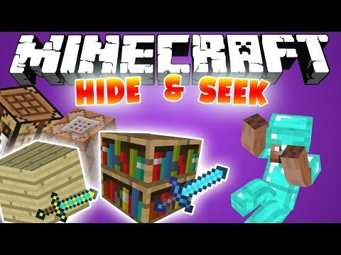 НАПАЛИ НА СИКЕРА! [Minecraft Hide And Seek Mini-Game]