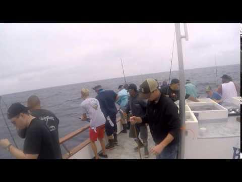 BooYaa/Legend Sportfishing Fishing Trip 8/16/15