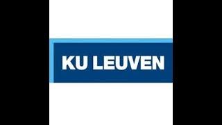 KU Leuven Testimonial