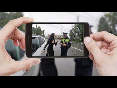 Можно ли снимать на камеру сотрудников ГИБДД