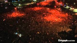 Egypt anti-army protests stretch late into the night