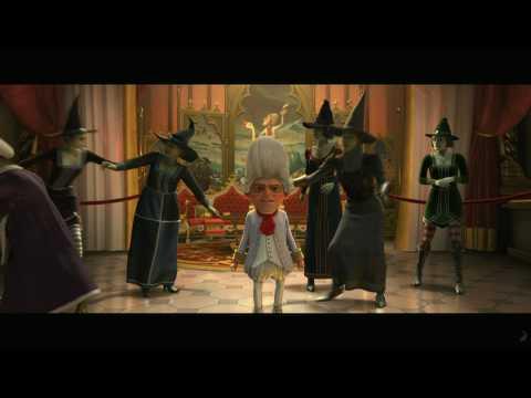 DreamWorks' 'Shrek Forever After' Featurette - The Final Chapter