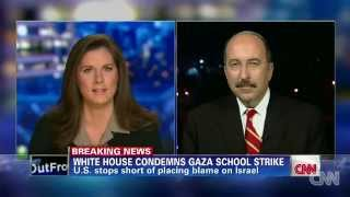 Amb. Dore Gold Speaking on CNN - July 28, 2014