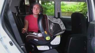 How to Install a Car Seat Without Its Base (American Style)