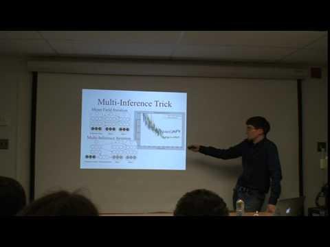IanGoodfellow PhD Defense Presentation