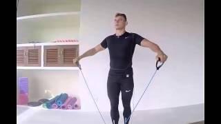 """Тренинг с эспандером УРОК 1 """"Введение и разминка"""""""