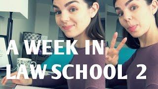 LAW SCHOOL VLOG | A Week in Law School #2(, 2017-04-12T01:25:31.000Z)