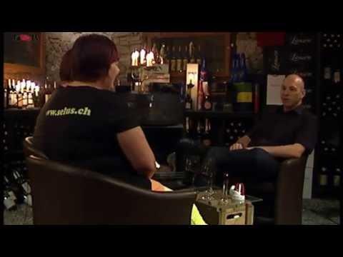 Talk im Weinkeller mit Sonja & Anita von Selus.ch