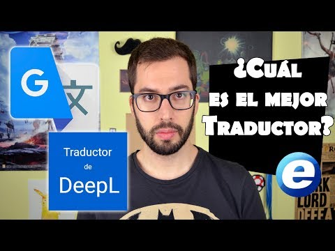 Traductor de Google vs Traductor de DeepL