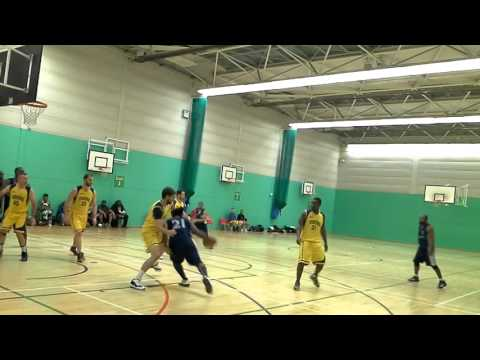 Kilburn Tigers vs NLA Saints 1st half