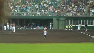 プロ野球2019年沖縄キャンプ、阪神タイガースvs北海道日本ハムファイタ...