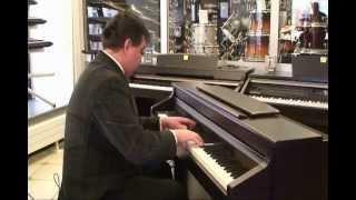 Sven Kullerkupp, piano F.Copin  Fantaisie-Impromptu cis minor,   Kawai CA 95, demo