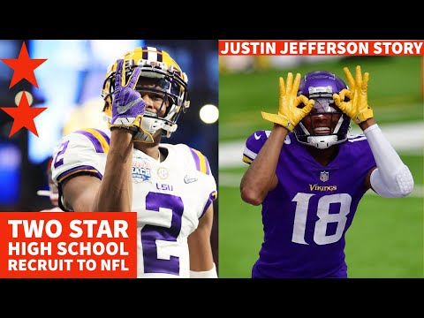 The Rise Of Justin Jefferson (Documentary)