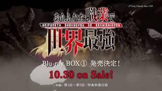Blu-ray BOX①告知CM