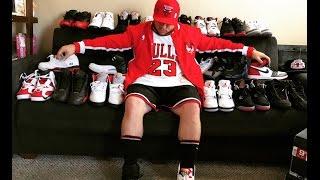 Michael Jordan Jersey Collection ( Nike, M&N,) 2016