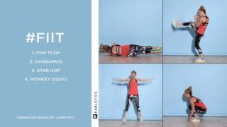FIIT | 4 Playful Bodyweight Moves