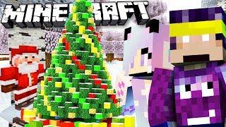Avem o textura SPECIALA de Craciun pe Minecraft
