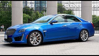 Cadillac CTS-V Review