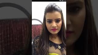 cut girl video call